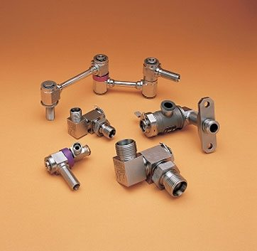 Aircraft Hydraulic Fittings